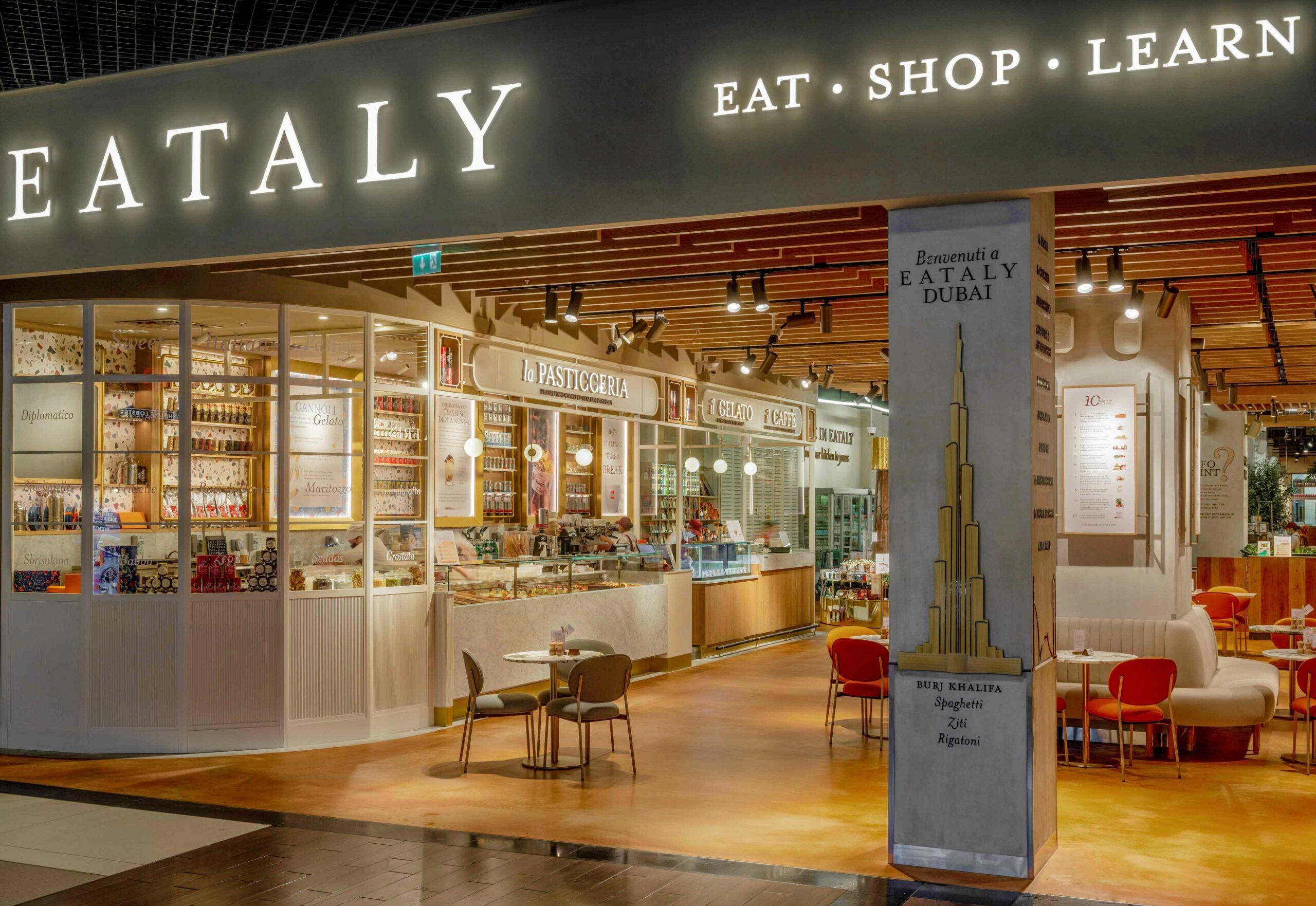 Eataly, The Dubai Mall