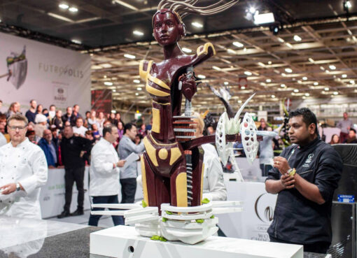 World Chocolate Masters 21/22, Middle East edition