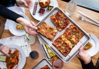 Emmy Squared pizza Abu Dhabi