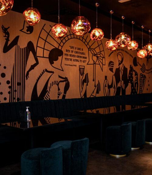 Dialogue, Majestic Hotel, Bur Dubai