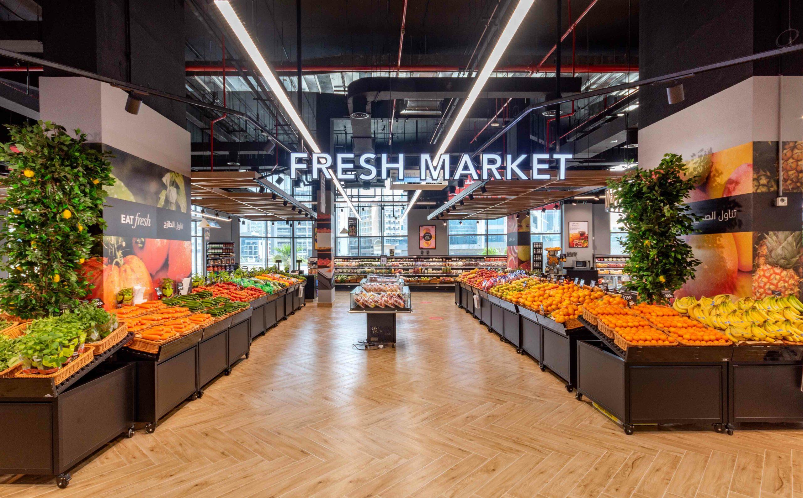Grandiose Supermarket Arjan Majan