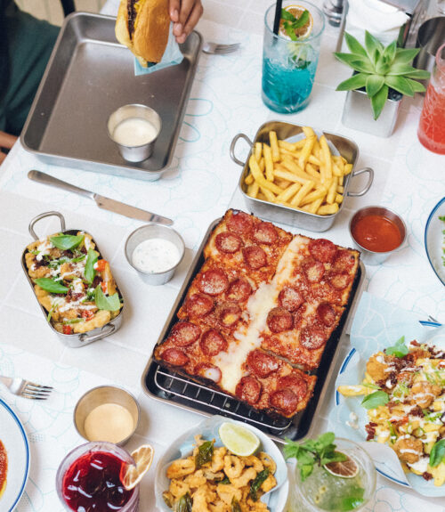 Twice Burgers and Pizzas Dubai