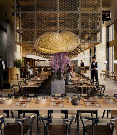 Expo 2020 Kojaki Korean Restaurant Dubai