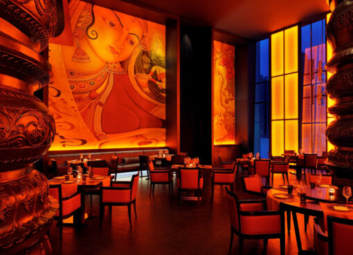 JW Marriott Marquis Dubai Rang Mahal relaunch