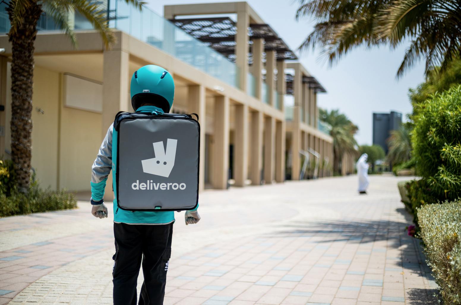 Deliveroo, Ajman, UAE