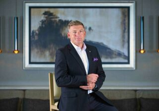 Nick Patmore Hotel Manager JW Marriott Marquis Dubai