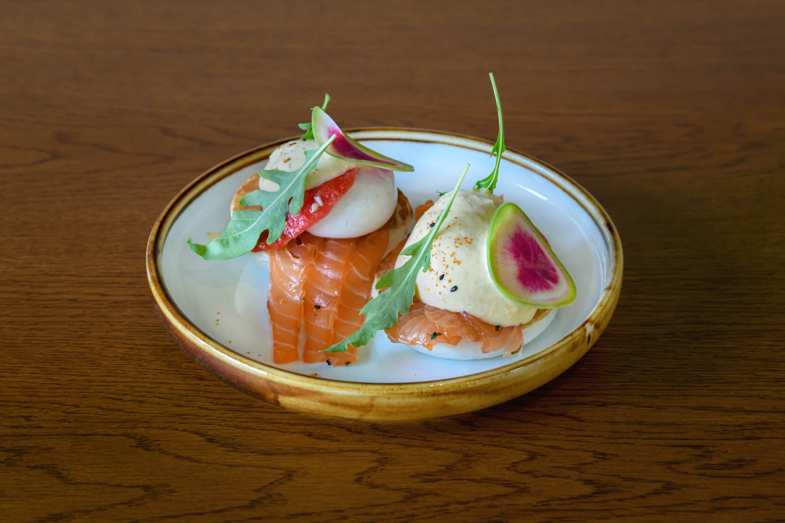 Reif Japanese Kushiyaki breakfast menu