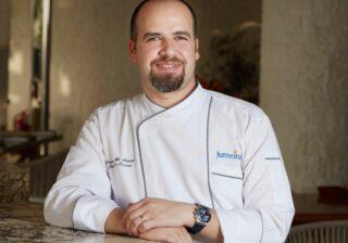 Saadiyat Island Resort Chef Osama Abu Ahmad
