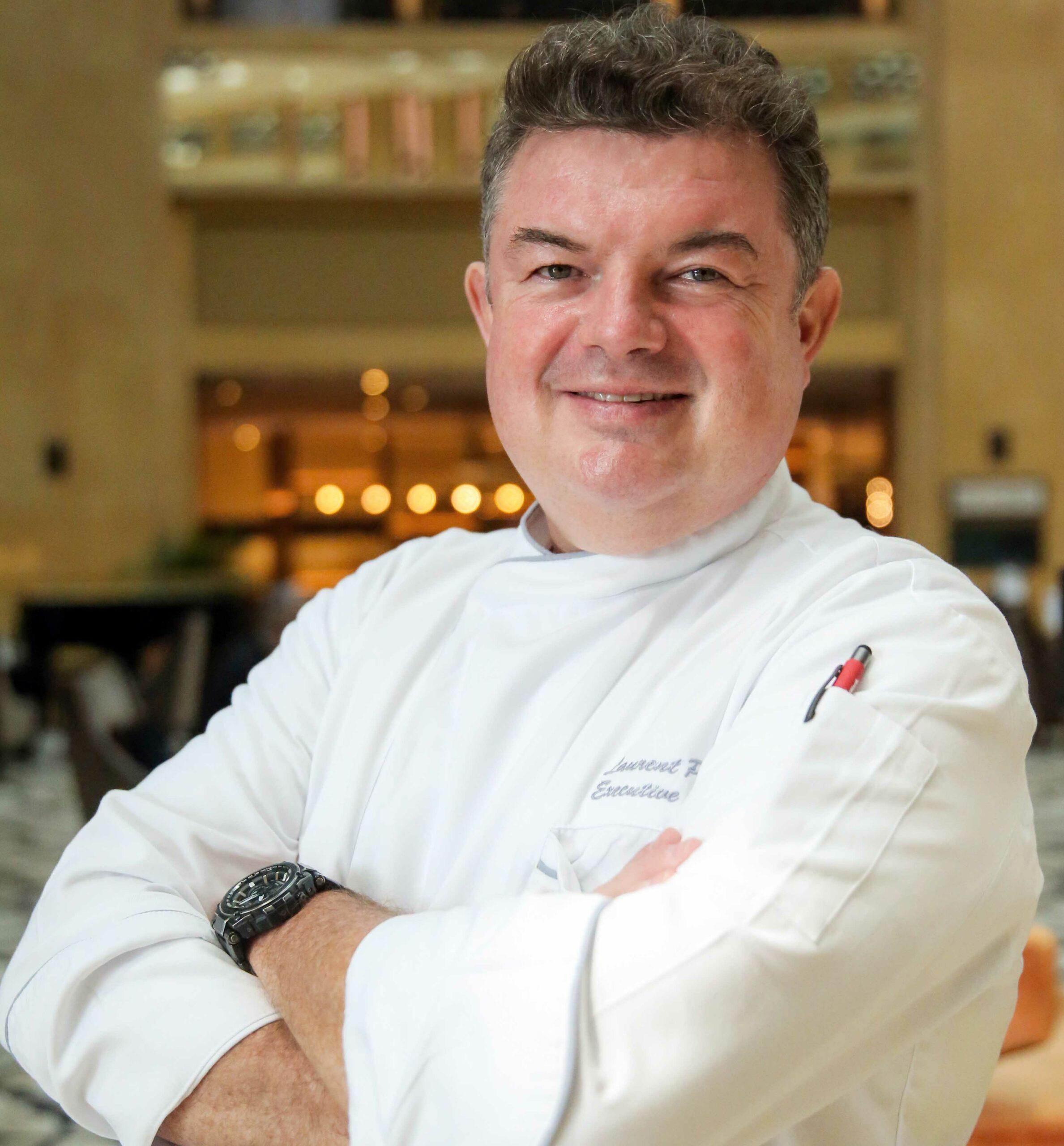 Executive Chef Laurent Petit The H Dubai
